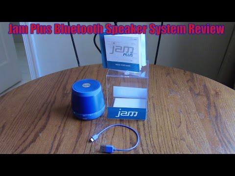 Jam Plus Bluetooth Speaker Review