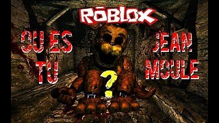Die DISPARITION VON J MOULE ROBLOX FREDDY'S TYCOON DE