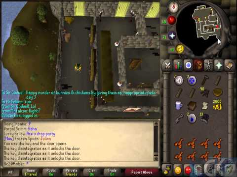 runescape how to make enemies agro again