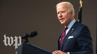 WATCH: Biden delivers remarks on gun violence
