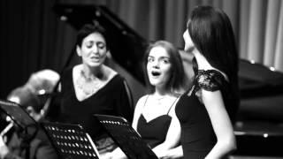 "New Music from Armenia |The Naghash Ensemble plays ""Agahootyan"""