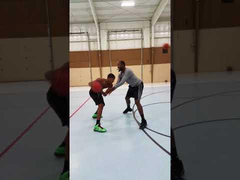 GA Sports Club Basketball Small Group Training