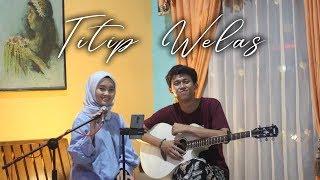 Anggun Pramudita - TITIP WELAS    LIVE COVER by Vinda ft Wisang Jatiismuw Akustik Version