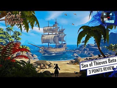 انطباعنا عن بيتا لعبة Sea of Thieves