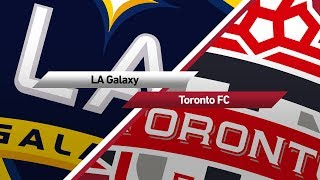 Highlights: LA Galaxy vs. Toronto FC | September 16, 2017