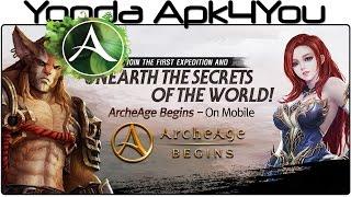 У ArcheAge починається геймплей android-планшет
