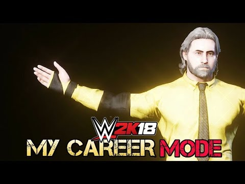 WWE 2K18 My Career Mode - Ep #1 - THE GLORIOUS SAGA IS ABOUT TO BEGIN!