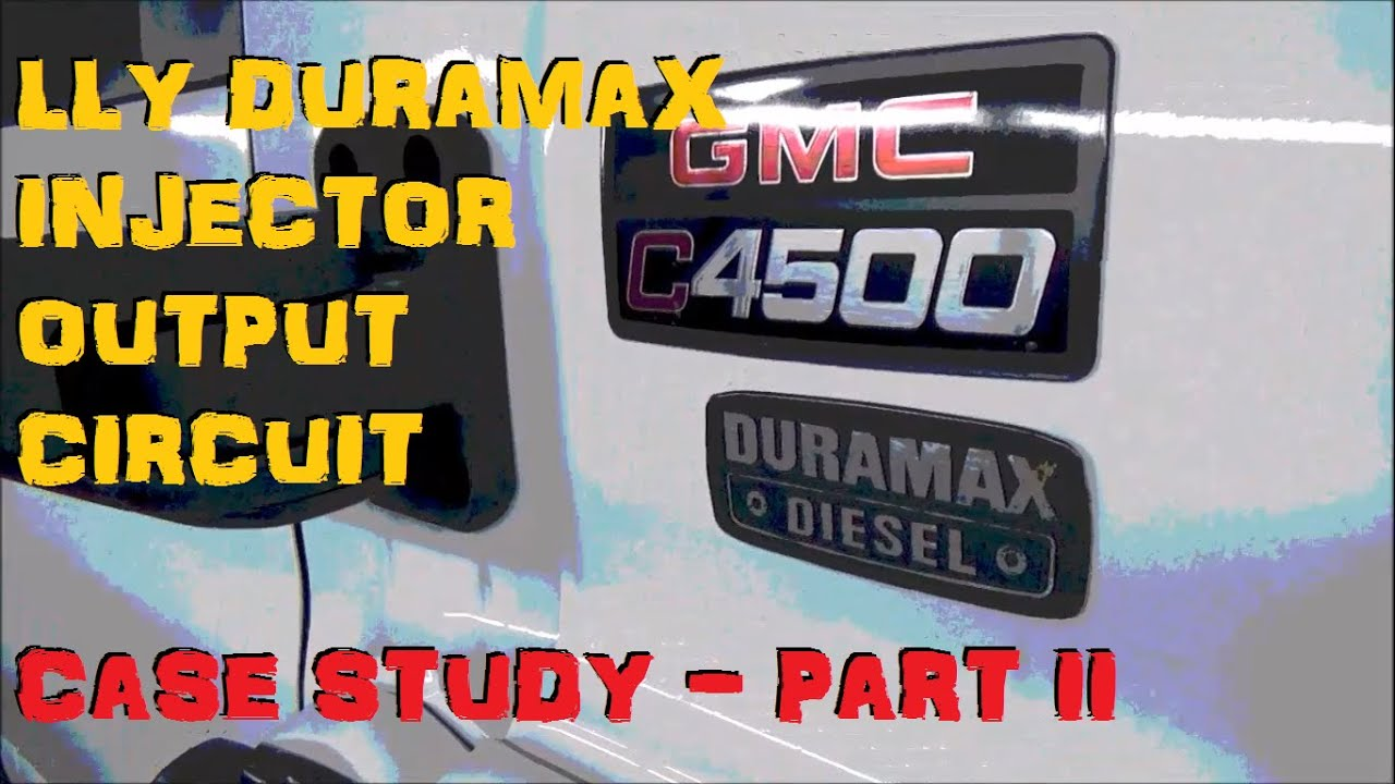 Lly Injector Wiring Diagram 27 Images 2003 Duramax Ecm Maxresdefault Ficm Trouble Misfire Part 2 Youtube At Cita
