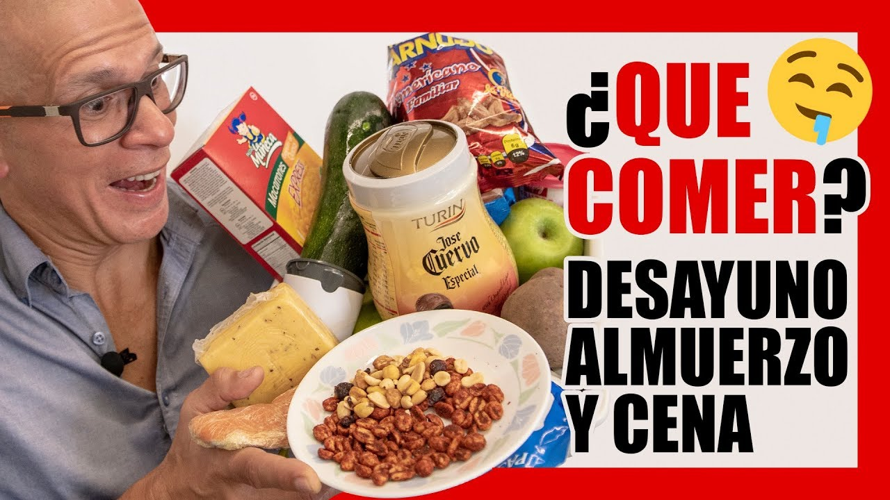 Dieta cetogenica cuantas comidas al dia