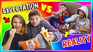 NEW YEAR'S RESOLUTIONS - Expectations Vs Reality | We Are The Davises