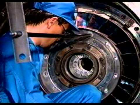 Main Engine Turbo Charcher.avi