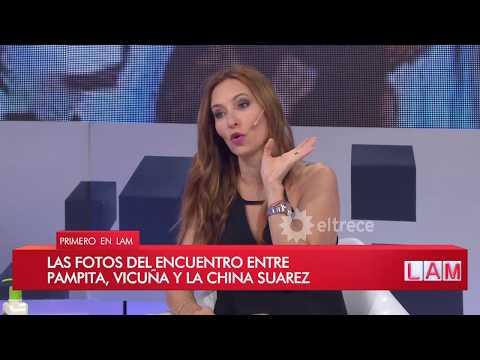 Analía Franchín contó una infidelidad de Benjamín Vicuña con otra conocida actriz