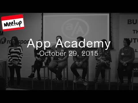App Academy at Rackspace