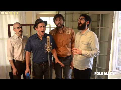 "Folk Alley Sessions: The Steel Wheels - ""Promised Land"""