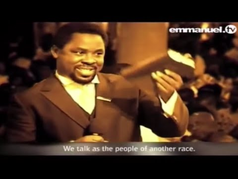 Powerful TB Joshua Quotable Quotes #1. Emmanuel TV
