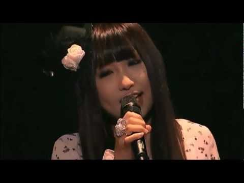 My Song (Marina) Live - Girls Dead Monster starring LiSA Tour 2010 Final -Keep the Angel Beats!