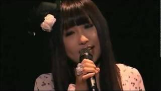 My Song (Marina) Live - Girls Dead Monster starring LiSA Tour 2010 ...