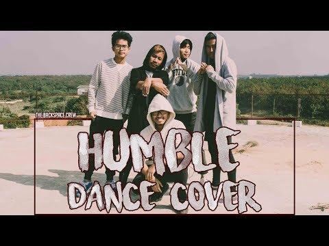 HUMBLE(Skrillex Remix)   Dance Cover