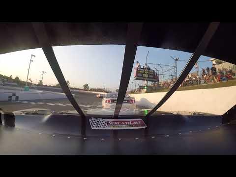 Sunset Speedway - September 16, 2017 - Super Stock heat #3