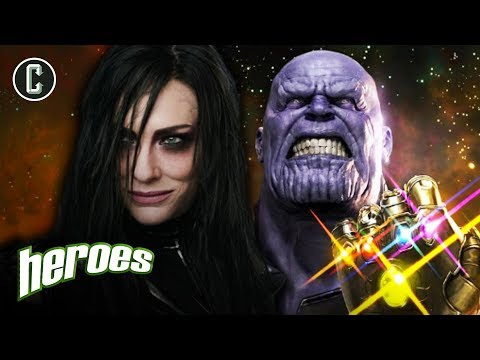 Will Hela Show Up In Avengers: Infinity War? - Heroes