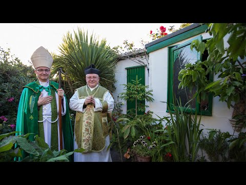 Priest Turns Shed Into Catholic Church