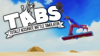 TABS - Lightsabers! Laser Guns! JEDI vs CLONES!  - Totally Accurate Battle Simulator Gameplay
