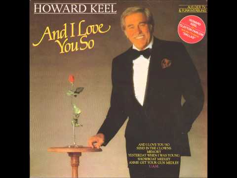 Howard Keel - I've never been to me