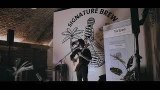 Enter Shikari - Undercover Agents (Rou Reynolds acoustic version) - London. Nov 2018