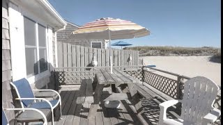 Oceanfront Vacation Rental with Private Beach - Dennis, Cape Cod, property 21174