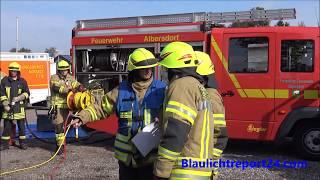 Blaulichttag Feuerwehr Albersdorf Offshore Helicopter und vieles mehr