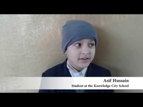 Taha Funder Fund A Child's Education - The Knowledge City School - Islamabad Pakistan
