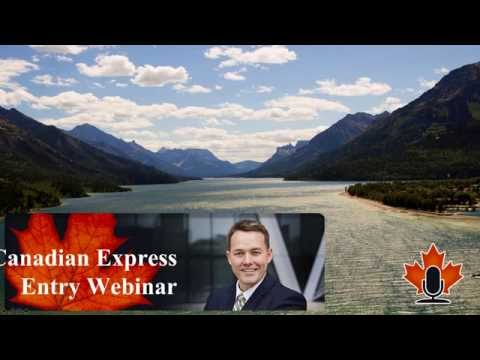 Canadian Express Entry Webinar 2015 11 02, 6 04 PM