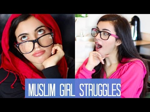 5 Struggles Every Muslim Girl can Relate to