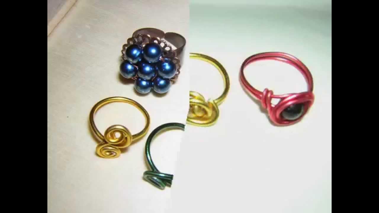 Bijoux Aluminium Wire Jewelry