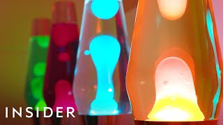 How Lava Lamps Are Made | The Making Of