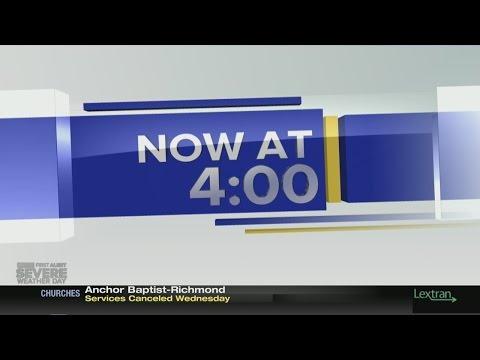 WKYT News at 4:00 PM 2/10/16