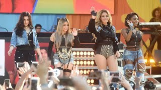 Fifth Harmony - Work From Home with Ty Dolla $ign (Live at the 2017 GMA)
