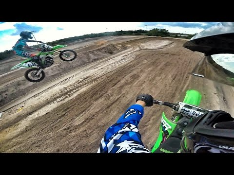 MOTOCROSS TRACK DAY!! WITH SUPERMOTO & DIRTBIKE!