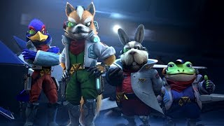 Starlink Star Fox Story - All Cutscenes Full Movie HD