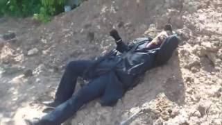 """Неудавшиеся и не вошедшие кадры фильма """"Падшие"""""""