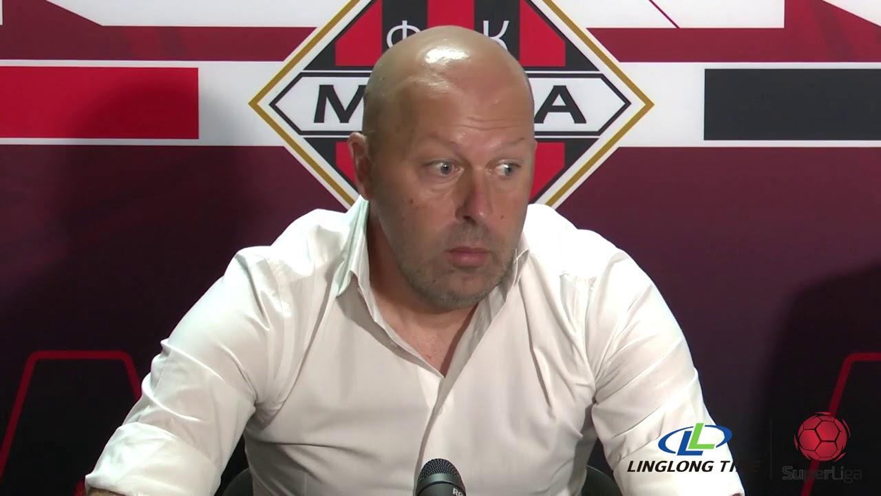 Linglong Tire Super liga 2020/21 - 8.Kolo: Izjave trenera nakon meča MAČVA – TSC