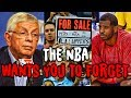 5 Dark Scandals The NBA WANTS YOU TO FORGET!
