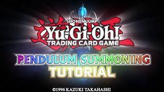 Learn How To Pendulum Summon