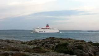 Stena Line ferry Göteborg - Frederikshavn 2009