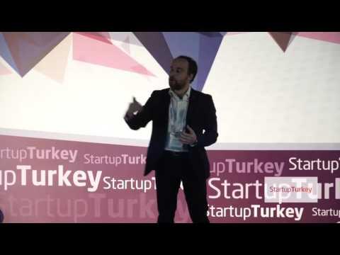 Startup Turkey 2017 - Nazareno Mario Ciccarello - IE Business School