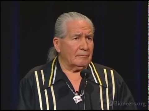 Chief Oren Lyons - The Roots of American Democracy | Bioneers