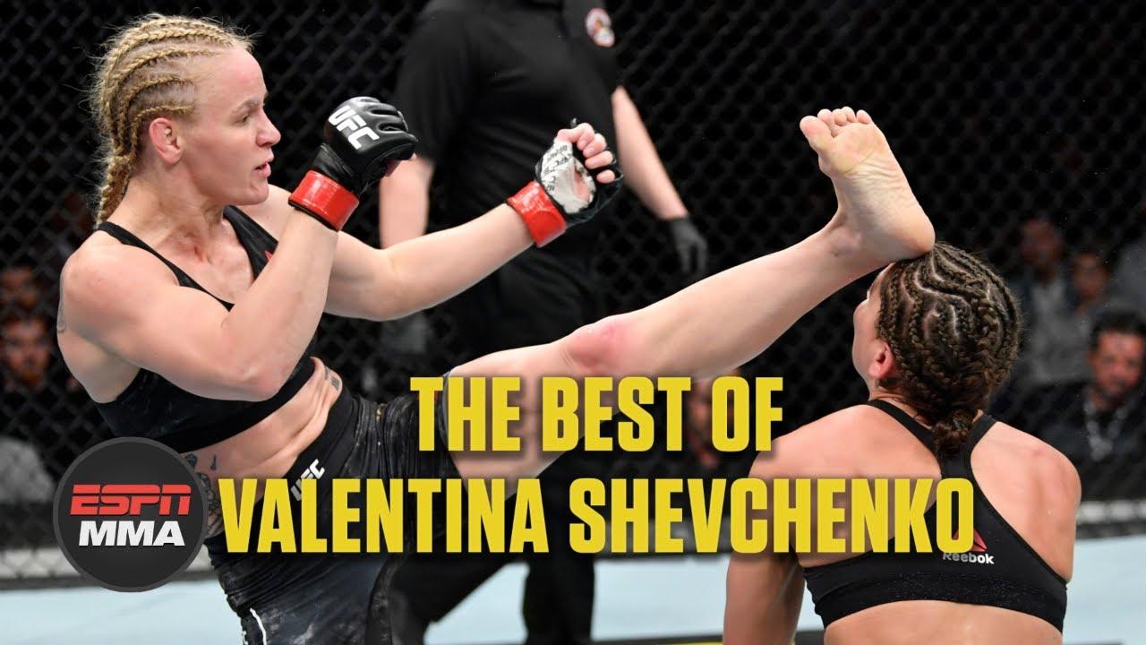 Download Valentina Shevchenko's best UFC fights | ESPN MMA