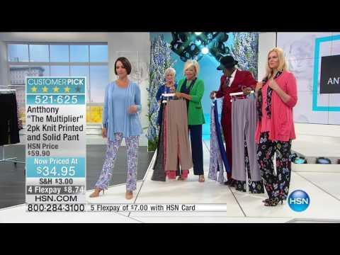 HSN | Antthony Design Original Fashions 03.21.2017 - 09 PM
