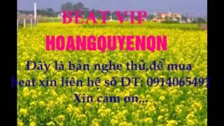 Beat Người Quảng dáng nâu beat chuẩn