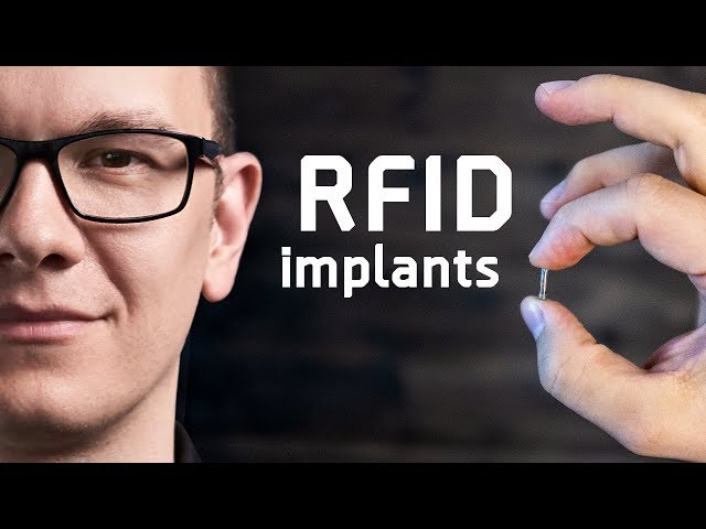 Should You Get An RFID Implant? - The Medical Futurist